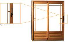 Porte patio – Martin – Windows and Doors