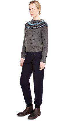 BNWOT Margaret Howell Barathea Flat Front Black Trousers, UK M / 34
