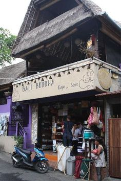 Bali Buddha - Ubud (Bali) - very good kitchen and great athmosphere!