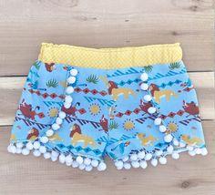 Disney Lion King coachella shorts, girls Lion Guard shorts, Girl clothes, Pom Pom shorts by AudreyandAverie on Etsy https://www.etsy.com/listing/521621193/disney-lion-king-coachella-shorts-girls