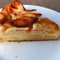 Bolzano Apple Cake One of my favorite cake ... I love it ... I recommend it :) #Recipe, #Cake, #Apple, #Bolzano, #Dessert