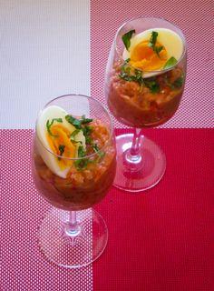 Tomaten mango gazpacho #soup