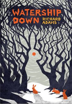 Watership Down French edition - I've just added this to my Amazon wishlist - LOVE THIS COVER