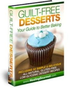Guilt-Free Desserts book download in PDF format. Feel free to share