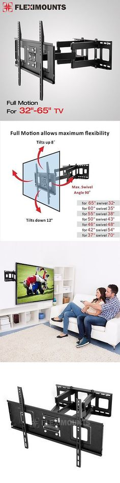 TV Mounts and Brackets: Articulating Swivel Lcd Led Full Motion Tv Wall Mount 32 40 42 46 55 60 65 -> BUY IT NOW ONLY: $47.59 on eBay!