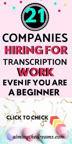 Work From Home Careers, Work From Home Tips, Ways To Earn Money, Way To Make Money, Self Employed Jobs, Transcription Jobs For Beginners, Transcription And Translation, Skills To Learn, Always Learning