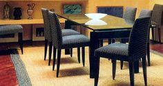 STOA, fabrición de alfombras y cortinas de artesanía en Esparto.