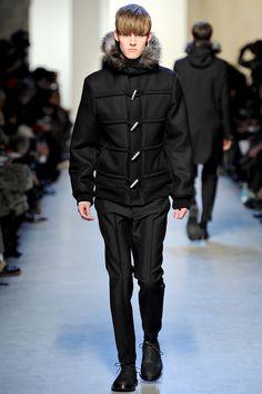 #KrisVanAssche #Fall #Winter #2013 #2014 #Men #fashion