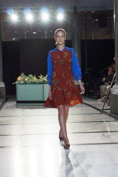 en Soie Modelabel - Montblanc & Mode Suisse Edition 6 Zürich