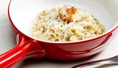 The Road Ahead Lifestyle (RACQ) Winter meals: Pearl barley risotto ideas