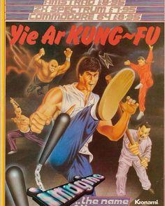 Pure pleasure! shared by informaticaviejuna #amstrad #microhobbit (o) http://ift.tt/1MIu1uq #VintageGaming #ZxSpectrum #Amstrad #Commodore64  Los juegos de lucha no son algo tan reciente. En Yie Ar Kung Fu de 1985 el jugador tenía que pelear contra distintos adversarios cada uno con habilidades diferentes. Existía tanto versión para máquinas arcade como para muchos ordenadores domésticos de la época. Fue el segundo juego más vendido en Reino Unido en 1986.