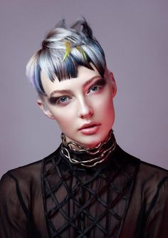 Goldwell Colorzoom 2016 Creative Colorist Entry - Larissa Bresnehan for Nischler
