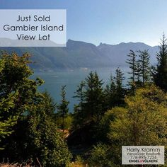 Just Sold - Gambier Island view lot. Delighted for JG and FC  can't wait to see what you do with it! . . #wp #linkedin #socialrealtor