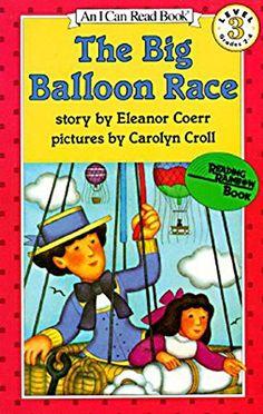 The Big Balloon Race, Level 3 (I Can Read) by Eleanor Coerr https://www.amazon.com/dp/0064440532/ref=cm_sw_r_pi_dp_x_zRKKybM9MJC69