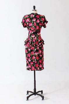 I love this dress from http://theparaders.bigcartel.com/