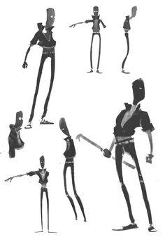character sketch- MEET BUCK