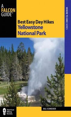 The Hiking Guide and Trail Map Bundle: Yellowstone includes Best Easy Day Hikes: Yellowstone National Park and a Trails Illustrated Yellowstone National Park trail map. Hiking Guide, Park Trails, Thing 1, Easy Day, Trail Maps, Yellowstone National Park, Yellowstone Camping, Yellowstone Vacation, Best Hikes