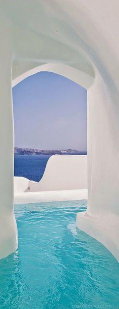 Oia Hotel, Santorini, Greece