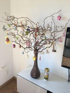 Sonstige Ordentlich 6 Äste Korkenzieherhasel Zweige Basteln Dekoration 1 Bastelmaterialien