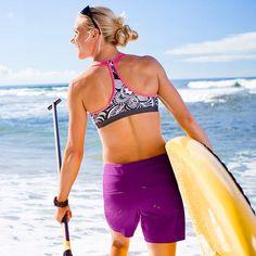 Athleta - Rio Cast Away Reversible Bikini Top