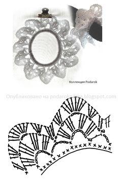 Scronchie with diagram #5