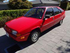 1985 Citroen BX For Sale Side