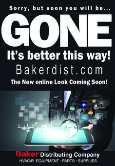 Breaking up with our old website, www.bakerdist.com