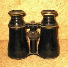 1880's Carpenter & Westley Binoculars - Work Great - (from England)