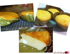 After making some Mochi for New Years, I became nostalgic and wanted to bake something from my childhood past. Mochi is to Japanese as Bibingka is to Filipinos. It is one of those feel good comfo...