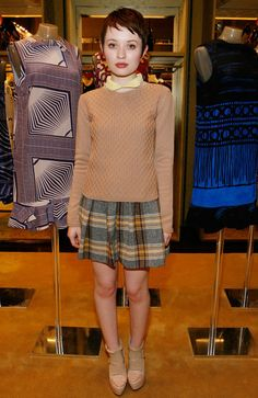 Emily Browning Photo - Miu Miu 57th Street Celebrates Vogue Fashion's Night Out
