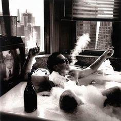 Bon bain Bono !