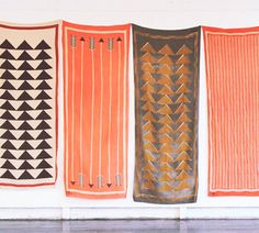 Hand Block Printed Scarves from India. Yes ple  Handprinted scarves from India.