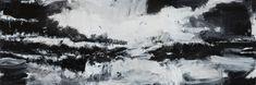 Apr 2014 - Jul 2014 Exhibition of renowned painter John Virtue's latest seascapes at the Sainsbury Centre for Visual Arts. Image: John Virtue No. Acrylic on canvas, h. Art Themes, Fiction, Fantasy, Sea, Artist, Outdoor, Image, Visual Arts, Exhibitions