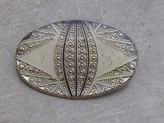 Art Deco brooch