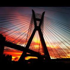 Foto Ponte Estaiada_SP - UrbanArts