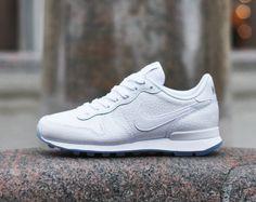 Fine hvide forårs sneakers - str. 38,5