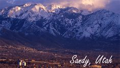 Sandy City, Utah