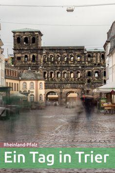Ein Tag in Trier mit kleinen Kindern (und schlechtem Wetter ...) #trier #rheinland #pfalz