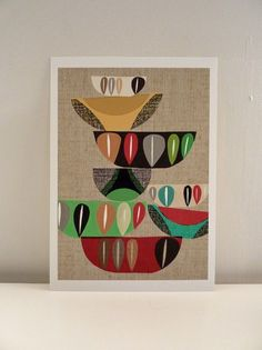 Sliced Au-Go-Go - au naturelle 14 Giclee Print - $35
