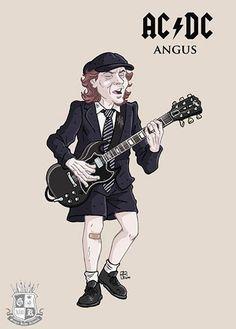 AC/DC - Angus