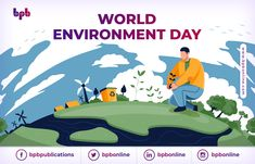 Go Green Green heart Save Nature Save Life Red heart Happy #WorldEnvironmentDay   #ForNatureHerb #NurtureTheNature #BPBonline Save Nature, World Environment Day, Save Life, Go Green, Heart, Happy, Books, Red, Libros