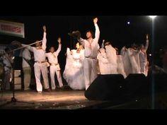 RECIBIENDO MANDO CAPITANA FESTIVAL DE LA CUMBIAMBA 2011  CERETE- CORDOBA...