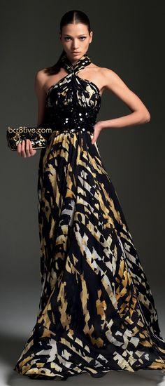 Blumarine Fall Winter 2012 - 2013 Main Collection - Woman A la mode Look Fashion, Runway Fashion, High Fashion, Womens Fashion, Fashion Design, Fashion Clothes, Fall Fashion, Beautiful Gowns, Beautiful Outfits