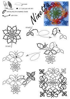 pattern quad 01 | Flickr - Photo Sharing!