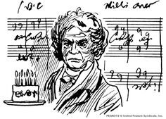 Shulz's Beethoven: Schroeder's Muse