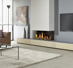7 Amazing and Unique Tricks: Modern Contemporary White contemporary fireplace open floor.Contemporary Home 1 Floor contemporary bedroom minimalist. Gas Fires, Contemporary, Fireplace Design, Contemporary Decor, Contemporary Fireplace Designs, Contemporary House, Contemporary Bedroom, Contemporary Farmhouse, Modern Fireplace