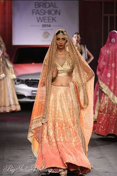 Meera & Muzaffar Ali at BMW India Bridal Fashion Week 2014