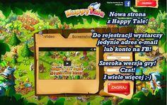 Nowa strona z Happy Tale! :) http://www.happy-tale.com/ #happytale