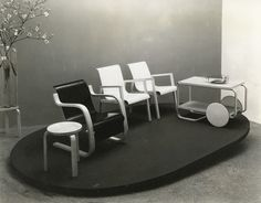 Alvar Aalto: Architecture and Furniture | MoMA