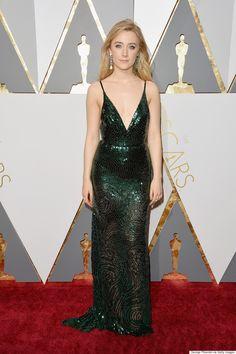 Saoirse Ronan's 2016 Oscar's dress